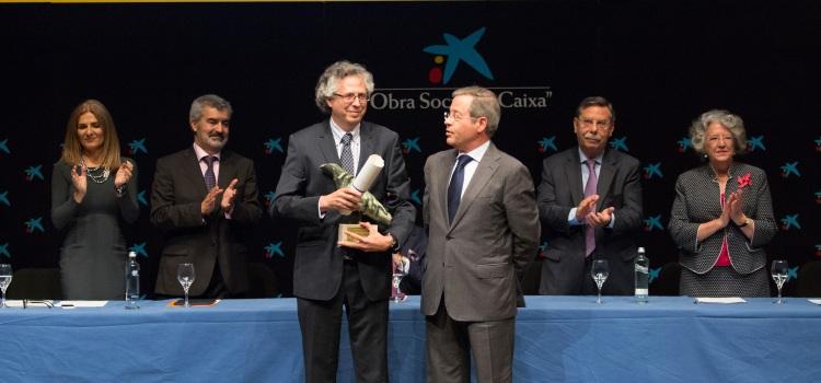 Premio Alares - Profesionales Prevencion Riesgos Laborales 2015