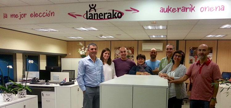 Lanerako Empleo con Apoyo en Derio