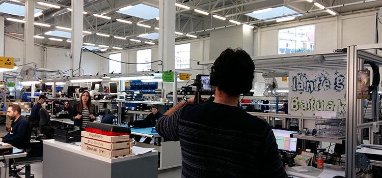 Aquí fabricamos soluciones industriales