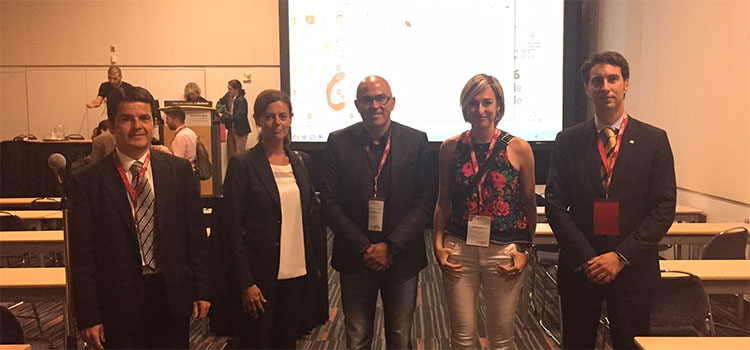 Delegacion Bilbao Foro Global Economia Social 2016
