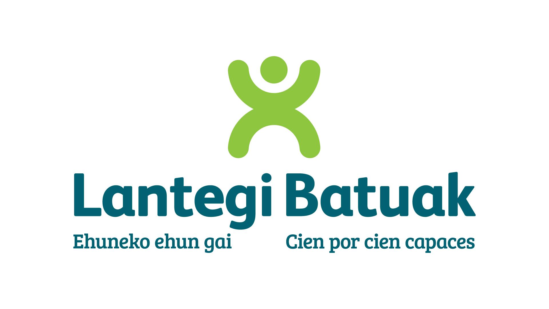 Nuevo logotipo Lantegi Batuak
