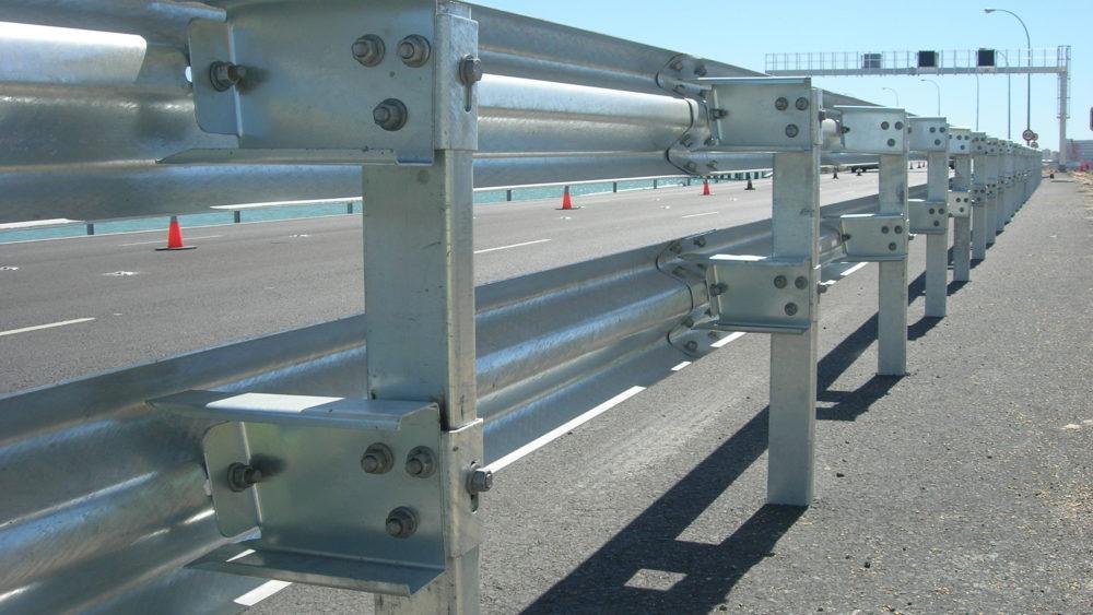 Barrera de seguridad Asebal